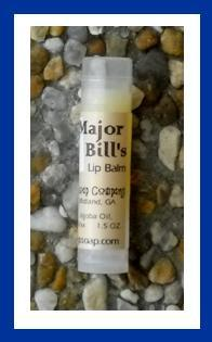 Major Bill's Lip Balm Lube unscented