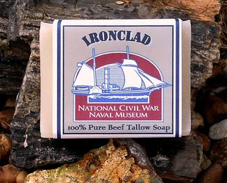 Ironclad beef tallow soap pure beef tallow soap